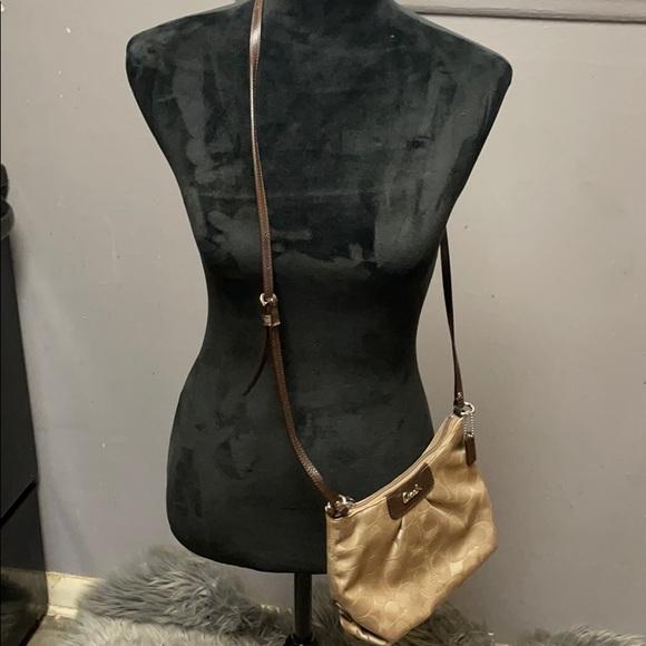 Ladies Small Coach Bag